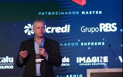 """""""O varejo é a grande área de transformação da humanidade"""", aponta Ênio Garbin, da IBM Brasil, durante a FBV"""