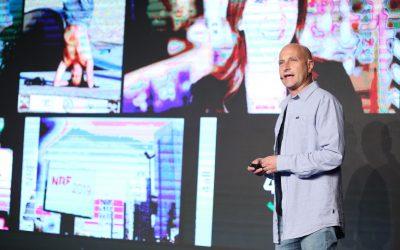 """""""O desafio é levar uma nova maneira de pensar o negócio"""", afirmou Gustavo Schiffino, em palestra na FBV"""