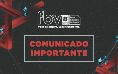 Feira Brasileira do Varejo (FBV) 2020 é transferida